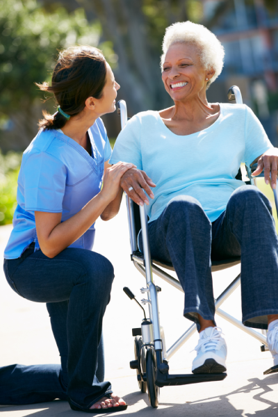 Home Health Care Nurse and Patient - Fairless Hill, PA - Premier Personal Care